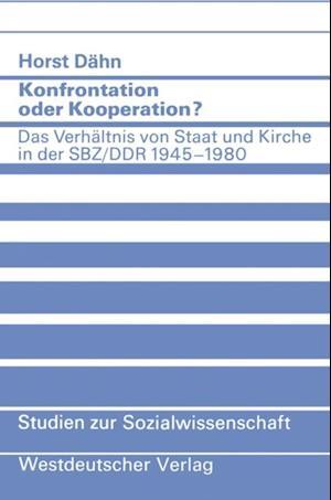 Konfrontation oder Kooperation? af Horst Dahn