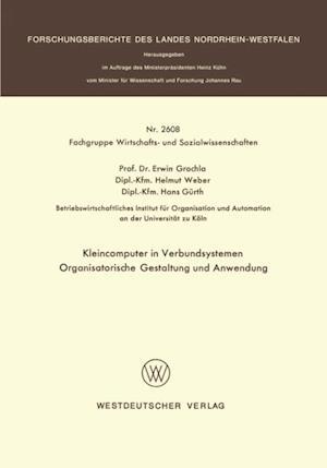 Kleincomputer in Verbundsystemen af Erwin Grochla