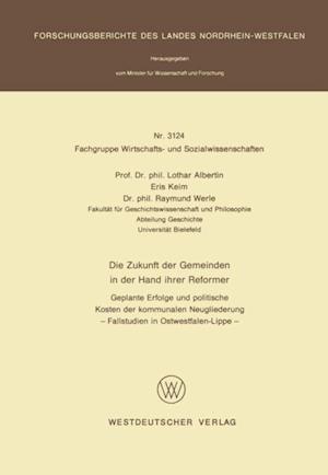 Die Zukunft der Gemeinden in der Hand ihrer Reformer af Lothar Albertin