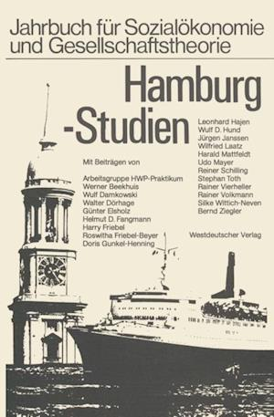 Hamburg-Studien af Gunter Elsholz, Udo Mayer, Harry Friebel