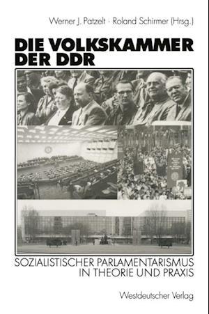 Die Volkskammer der DDR