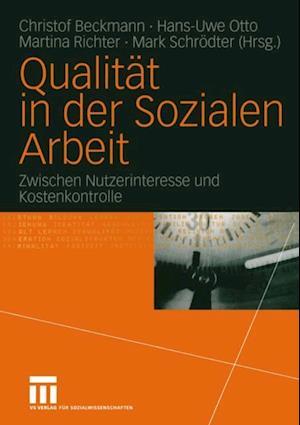 Qualitat in der Sozialen Arbeit