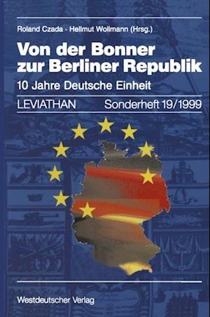 Von der Bonner zur Berliner Republik