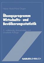 Ubungsprogramm Wirtschafts- und Bevolkerungsstatistik
