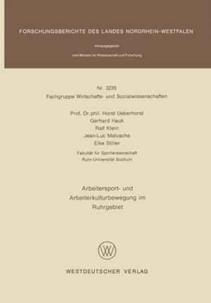 Arbeitersport- und Arbeiterkulturbewegung im Ruhrgebiet