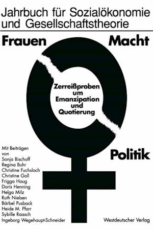 Frauen - Macht - Politik af n/a n/a