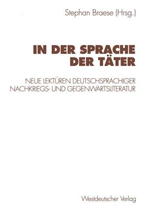 In der Sprache der Tater
