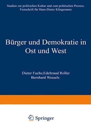 Burger und Demokratie in Ost und West