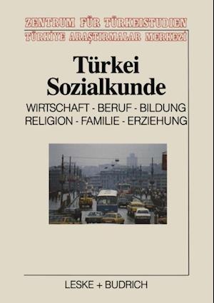 Turkei-Sozialkunde af Heidrun Czock