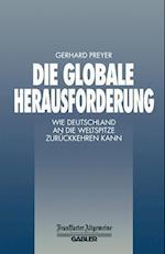 Die Globale Herausforderung