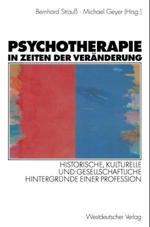 Psychotherapie in Zeiten der Veranderung