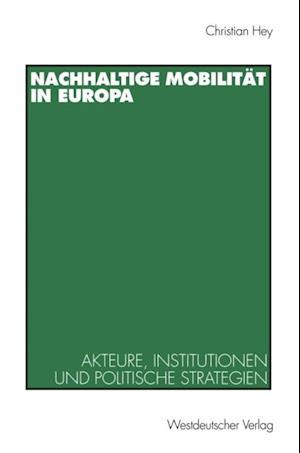 Nachhaltige Mobilitat in Europa