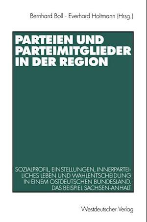 Parteien und Parteimitglieder in der Region
