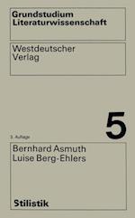 Stilistik af Bernhard Asmuth