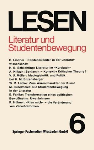 Literatur und Studentenbewegung