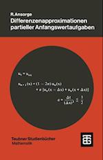 Differenzenapproximationen partieller Anfangswertaufgaben