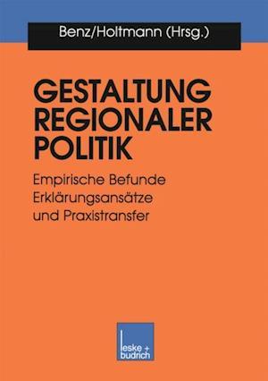 Gestaltung regionaler Politik