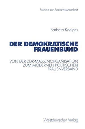 Der Demokratische Frauenbund af Barbara Koelges
