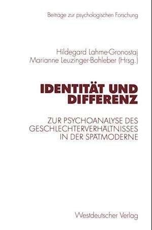 Identitat und Differenz