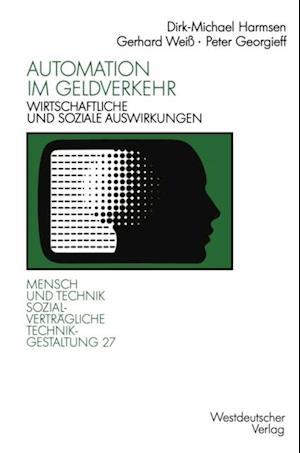 Automation im Geldverkehr af Peter Georgieff, Gerhard Wei