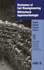 Dictionary of Soil Bioengineering Worterbuch Ingenieurbiologie