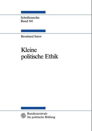Kleine politische Ethik af Bernhard Sutor