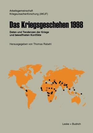 Das Kriegsgeschehen 1998 af Thomas Rabehl