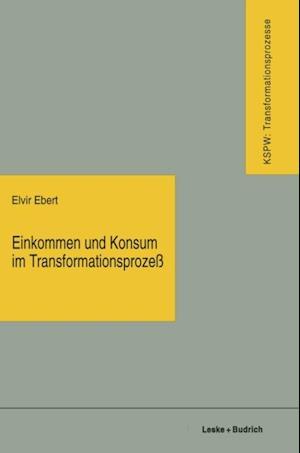 Einkommen und Konsum im Transformationsproze