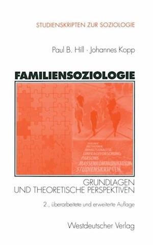 Familiensoziologie af Paul Hill, Johannes Kopp