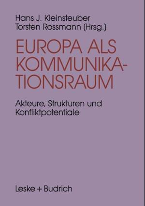 Europa als Kommunikationsraum