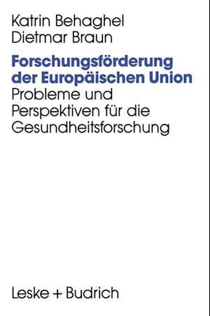 Forschungsforderung der Europaischen Union