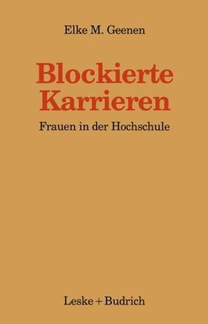 Blockierte Karrieren af Elke Geenen