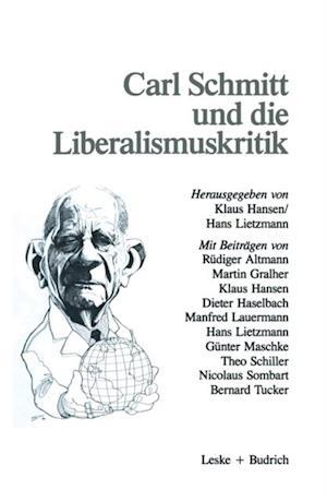 Carl Schmitt und die Liberalismuskritik