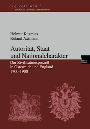 Autoritat, Staat und Nationalcharakter
