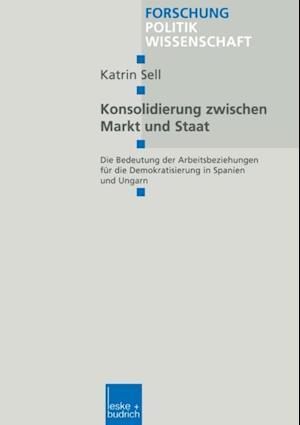 Konsolidierung zwischen Markt und Staat af Katrin Sell