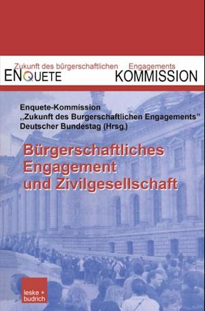 Burgerschaftliches Engagement und Zivilgesellschaft