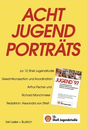 Acht Jugendportrats af Alexandra Von Streit