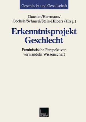 Erkenntnisprojekt Geschlecht