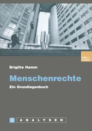 Menschenrechte af Brigitte Hamm