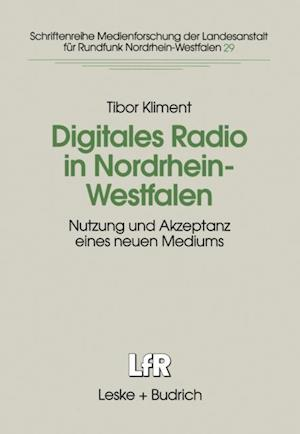 Digitales Radio in Nordrhein-Westfalen af Tibor Kliment