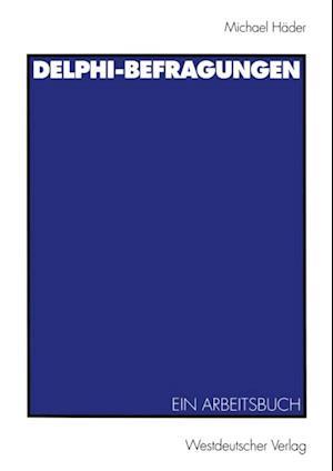 Delphi-Befragungen af Michael Hader