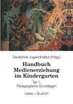 Handbuch Medienerziehung im Kindergarten af Deutsches Jugendinstitut