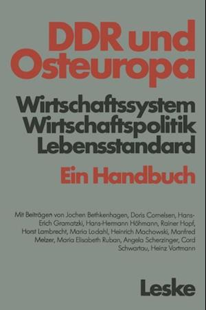 DDR und Osteuropa af Jochen Bethkenhagen