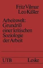 Arbeitswelt af Fritz Vilmar