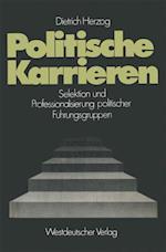 Politische Karrieren af Dietrich Herzog