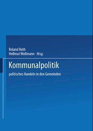 Kommunalpolitik af Roland Roth