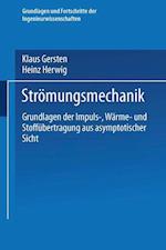 Stromungsmechanik af Klaus Gersten, Heinz Herwig