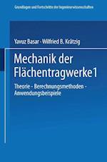 Mechanik Der Flachentragwerke af Wilfried B. Kratzig, Yavuz Basar