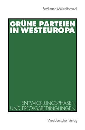 Grune Parteien in Westeuropa