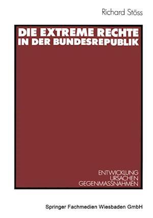 Die extreme Rechte in der Bundesrepublik